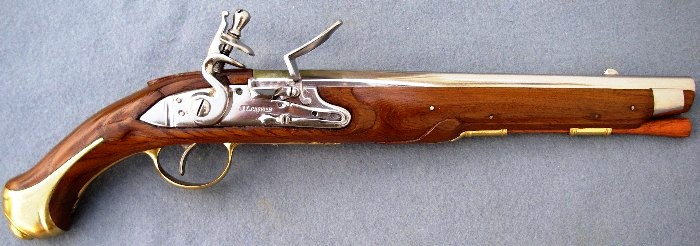 French 1733 Military Pistol