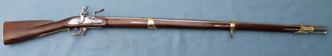 1766 Charleville Navy and Marine Musket