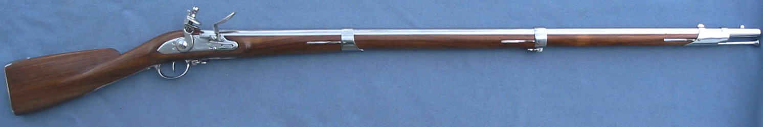 1795 Springfield Musket United States Infantry