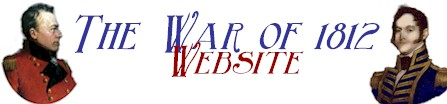 Visit the War of 1812 Website