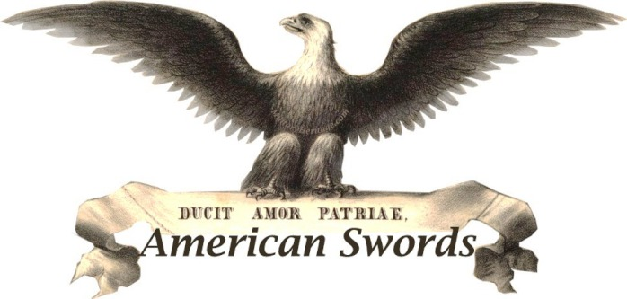 American Swords and Sabers Banner