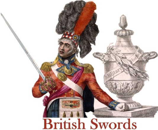 British Swords Banner for MilitaryHeritage.com