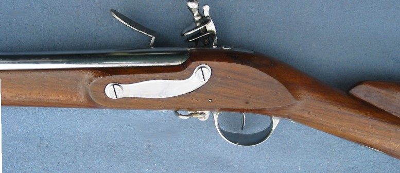 1795 Springfield Musket - United States Infantry