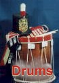 French and British Drums for Sale