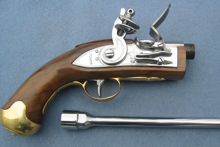 Flintlock Muskets and Pistols Black Powder Muzzleloaders
