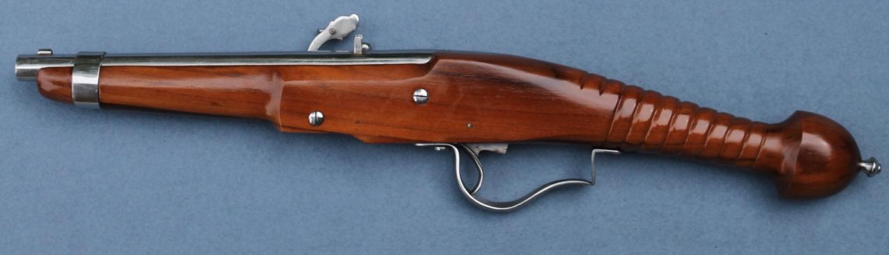 elizabethan firearms