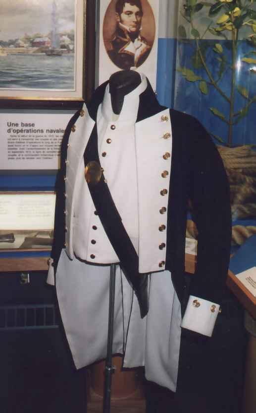 Royal Marine's Uniform 1840-1855