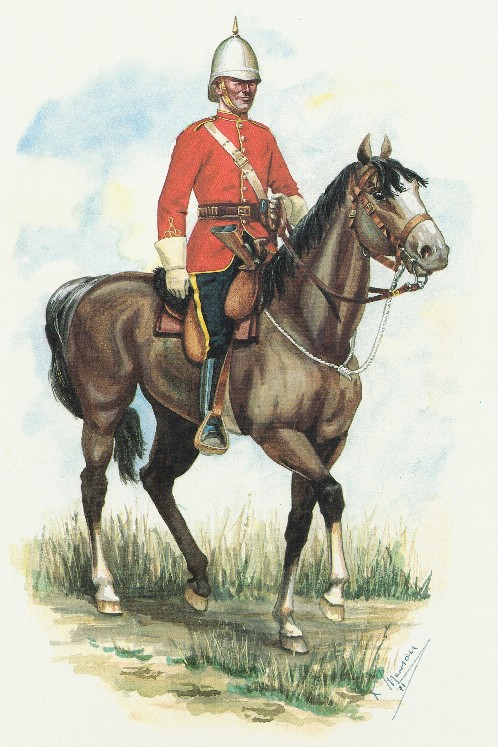 North West Mounted Police Drawing Nwmp.jpg