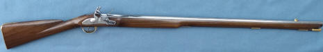 Officer and a Gentleman Fusil Musket 1776