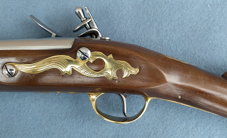 18th Century Officer and Gentleman Musket for Sale