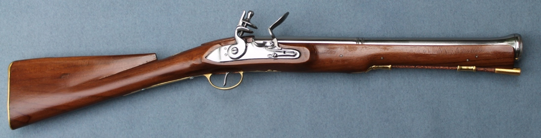 18th Century Pirate Blunderbuss for sale