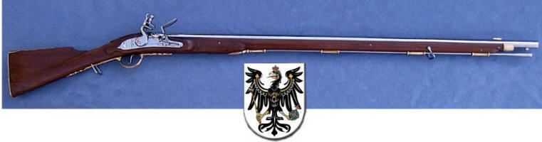 Prussian 1740 Infantry Musket