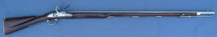 Short Land (2nd Model) Brown Bess Flintlock Musket