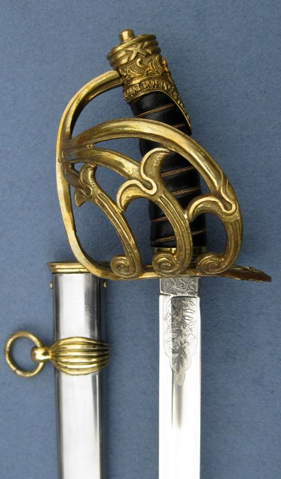 British Swords and Sabres (Army, Royal Navy, and Scottish