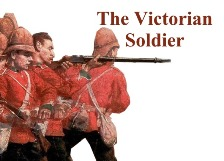 Free Site on the Victorian Soldier